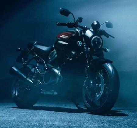 2020 Harley Davidson Bronx 2