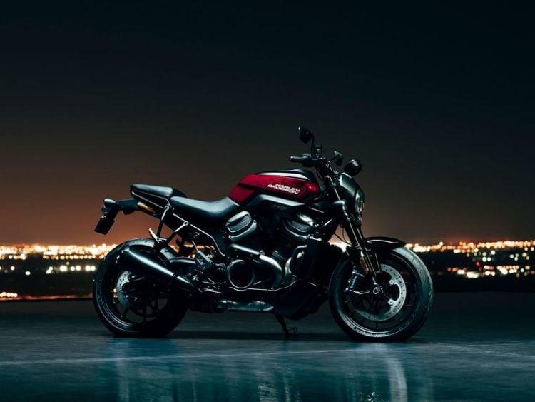 2020 Harley Davidson Bronx