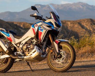 2020 Honda Africa Twin DCT