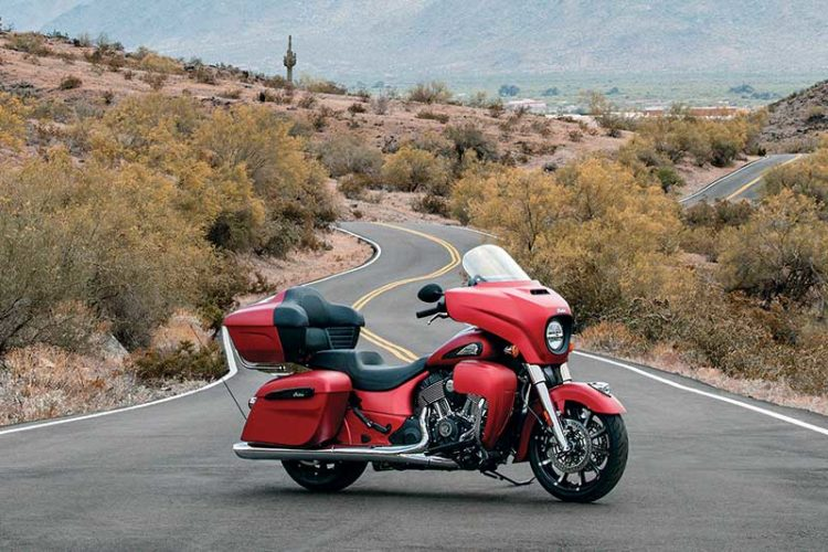 2020 Indian Roadmaster Dark Horse 2