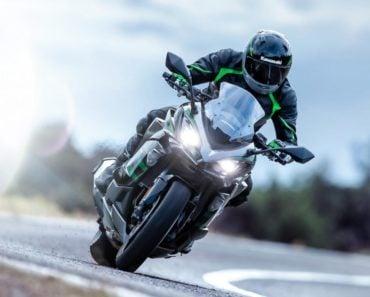 2020 Kawasaki Ninja 1000 SX 2