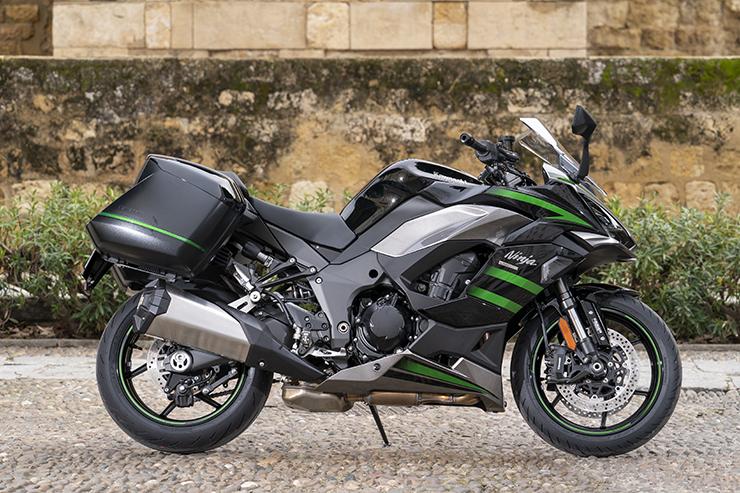 2020 Kawasaki Ninja 1000 SX 4