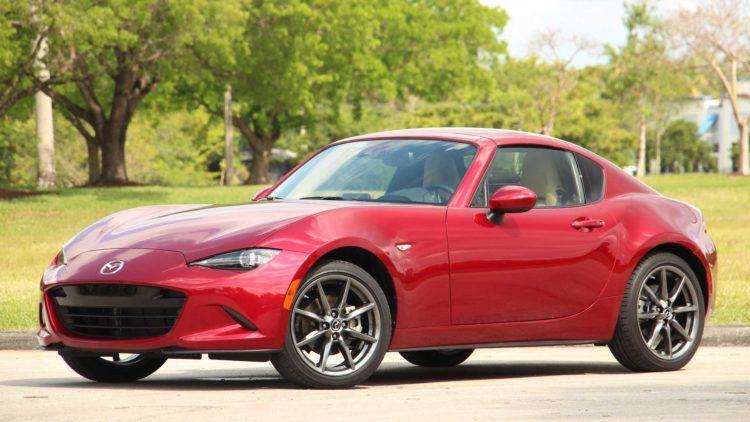 2020 Mazda MX-5 Miata 1
