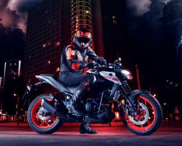 A Closer Look at The 2020 Yamaha MT-03