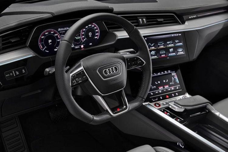 2021 Audi E-Tron S 4
