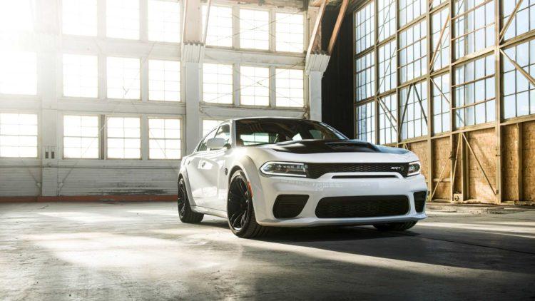 2021 Dodge Charger Hellcat Redeye 1