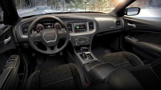 2021 Dodge Charger Hellcat Redeye 4