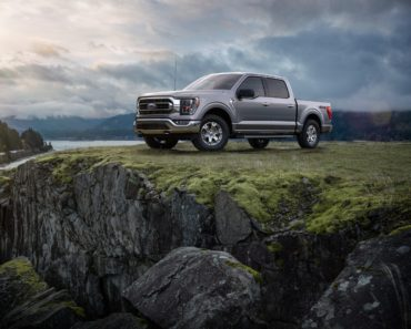 2021 Ford F-150 1