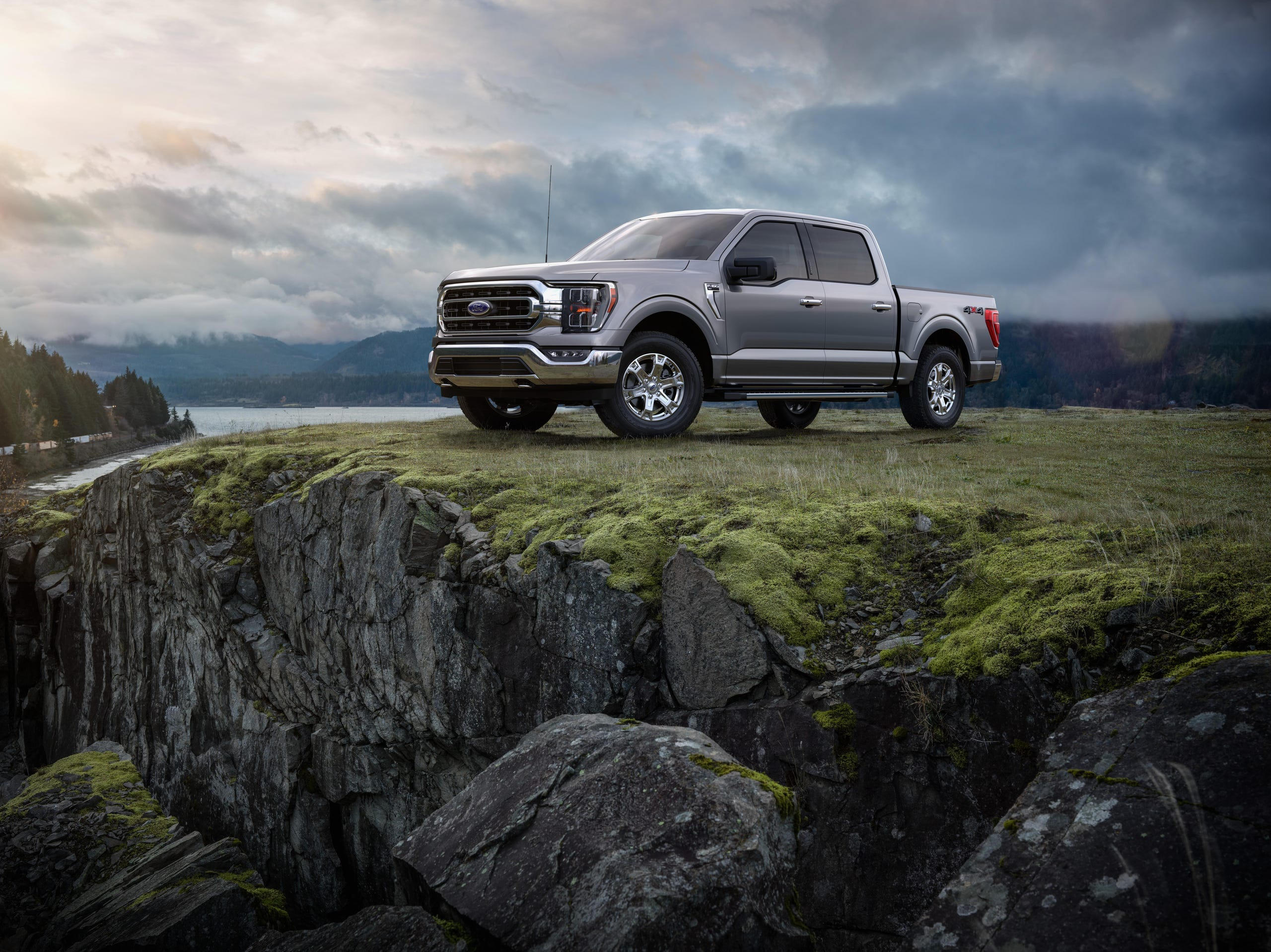 a closer look at the 2021 ford f150