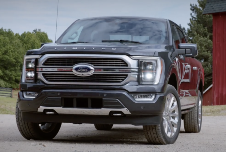 2021 Ford F-150 5