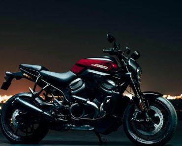 A Closer Look at  the 2021 Harley-Davidson Pan America