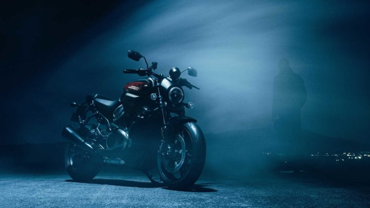 2021 Harley-Davidson 4