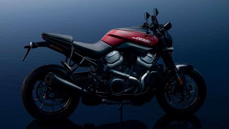 2021 Harley-Davidson 5