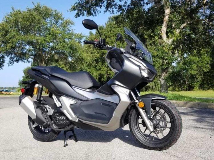 2021 Honda ADV 150 1