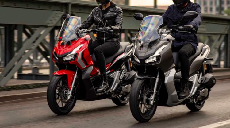 2021 Honda ADV 150 2