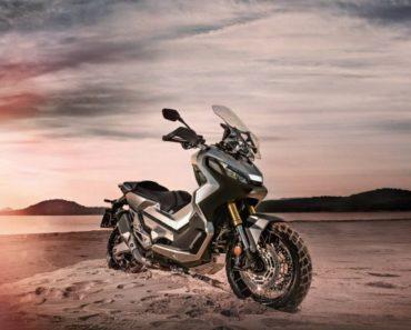 A Closer Look at the 2021 Honda ADV 150