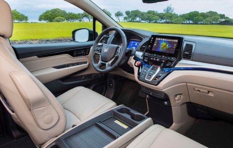 2021 Honda Odyssey 4