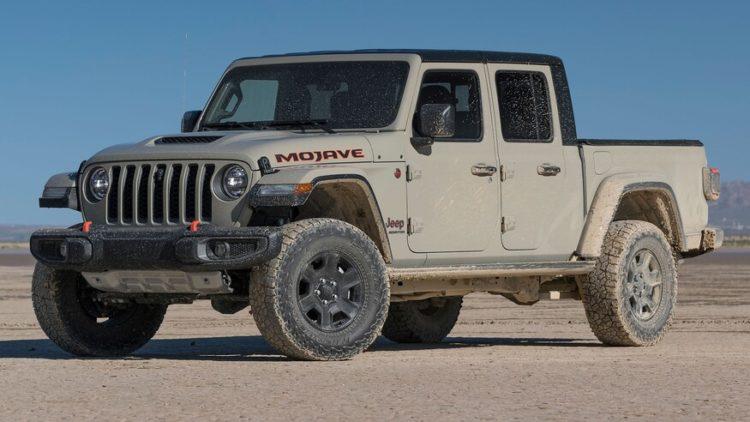 2021 Jeep Wrangler Mojave
