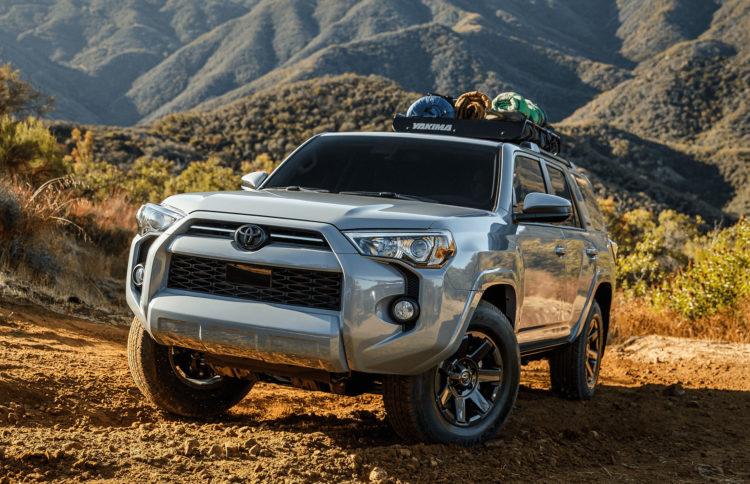2021 Toyota 4Runner 1