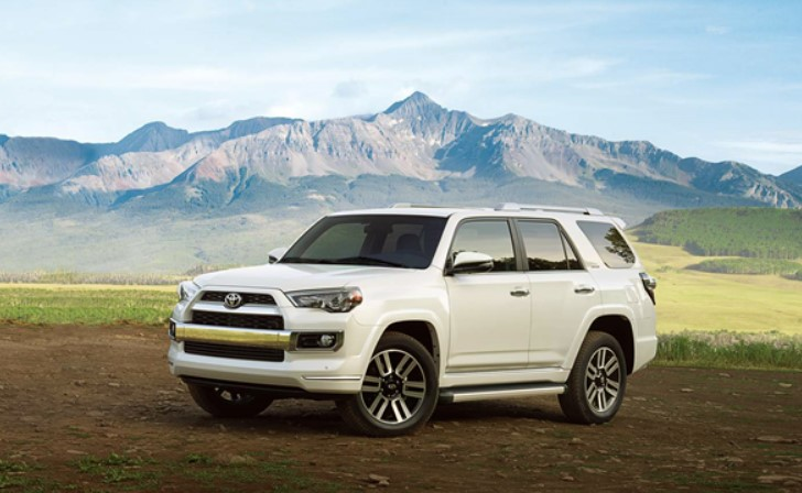 A Closer Look at The 2021 Toyota 4Runner
