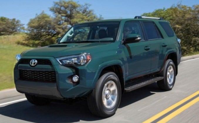 2021 Toyota 4Runner 4
