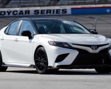 Why The Toyota Camry Will Be Around Forever