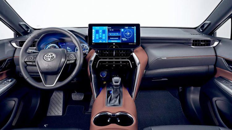 2021 Toyota Venza 4