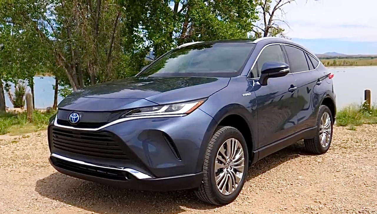A Closer Look At The 2021 Toyota Venza