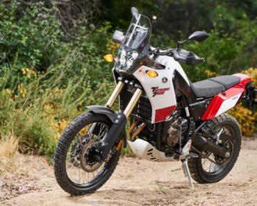 2021 Yamaha Ténéré 70 2
