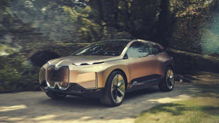 2022 BMW iNext 3
