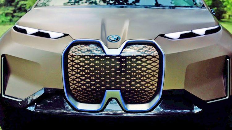 2022 BMW iNext 4