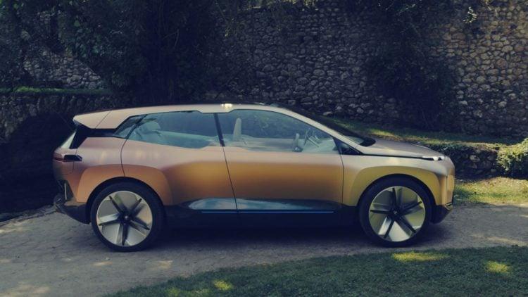 2022 BMW iNext 5