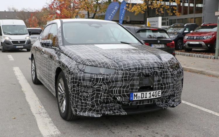2022 BMW iNext