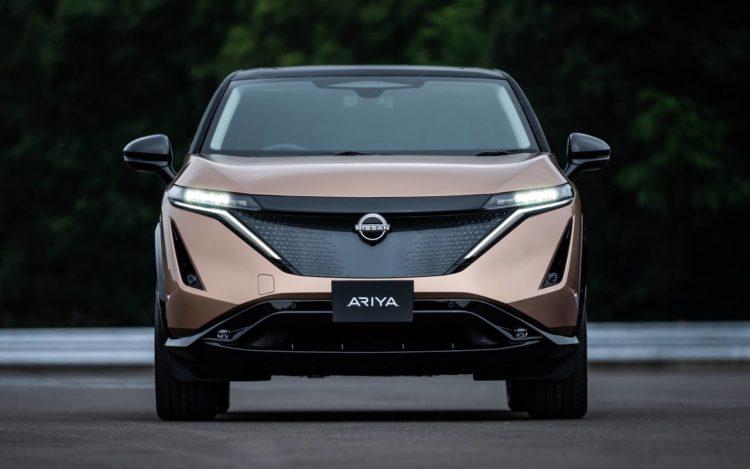 2022 Nissan Ariya Electic SUV 1