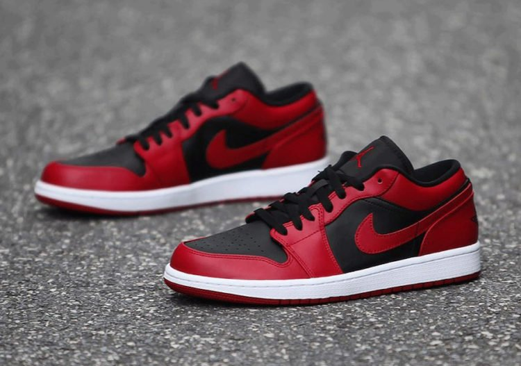 Air Jordan Varsity Red