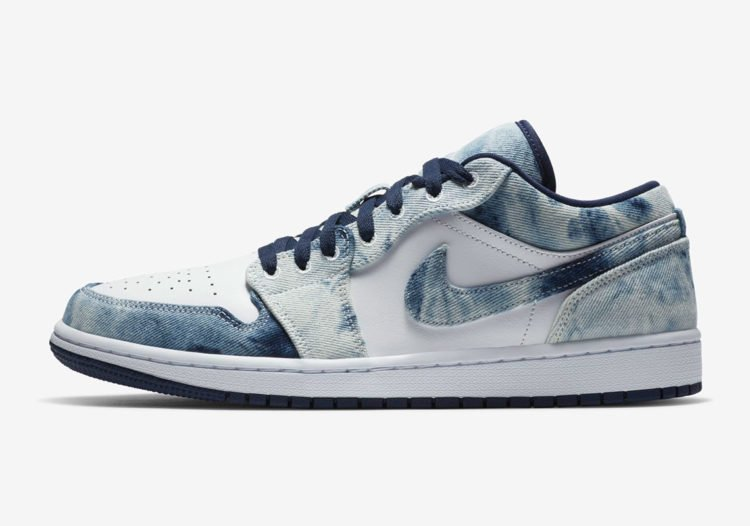 Air Jordan Washed Denim