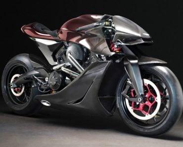 Aston Martin AMB 001 Motorcycle 1