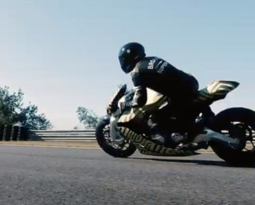 A Closer Look at the Aston Martin AMB 001 Motorcycle