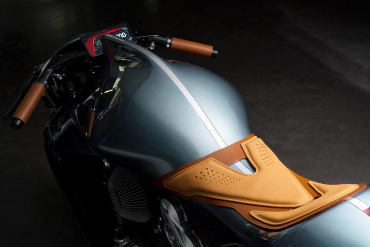 Aston Martin AMB 001 Motorcycle 5