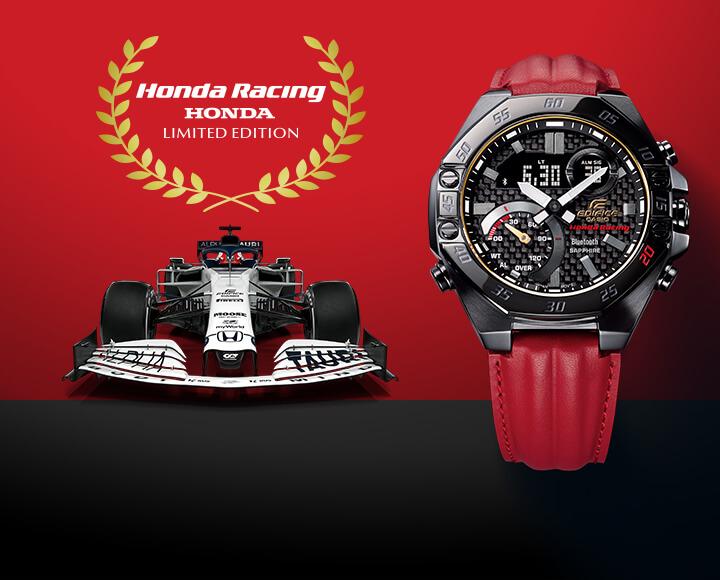 Casio Edifice Honda Racing Limited Edition