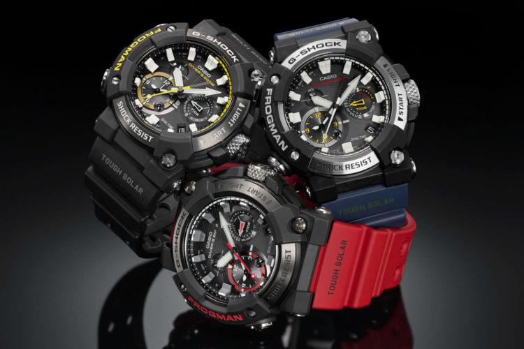 G-Shock GWF-A1000