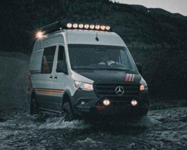 Mercedes Beast Mode 4x4 2