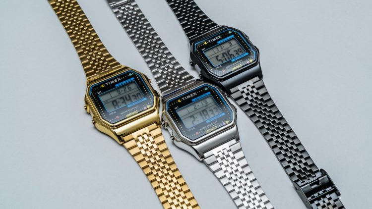 Timex T80 X PAC-MAN Watch