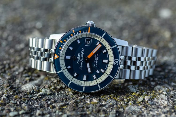 Zodiac Super Sea Wolf