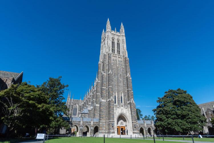Duke University and Duke University Chapel