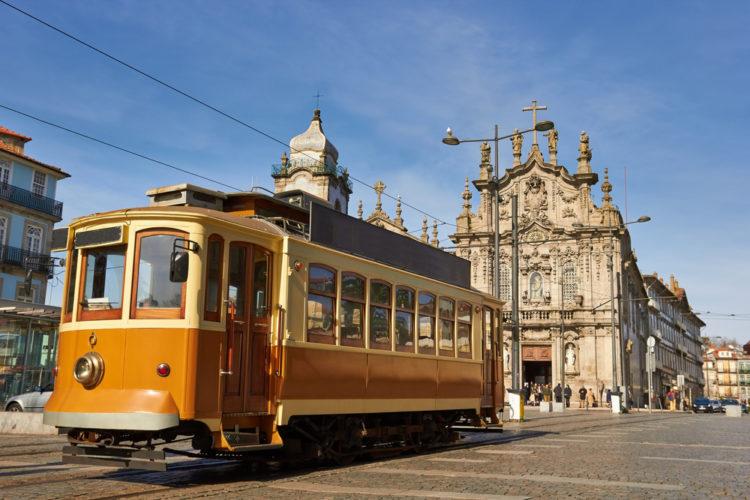 Porto by Tram
