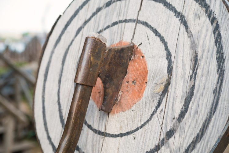 Try Ax Throwing