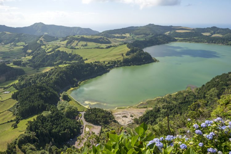 Azores to Enjoy the Water at Furnas Lake