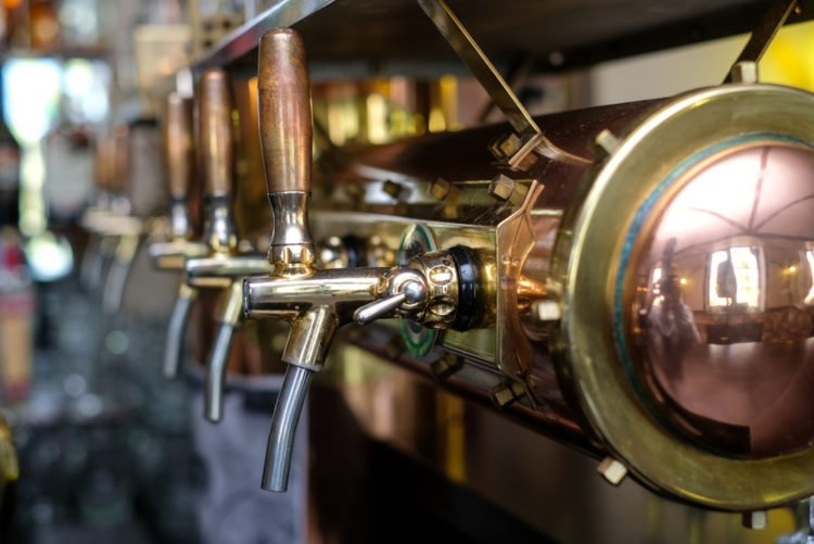 Drink a Beer or Two at Mountain Tap Brewery