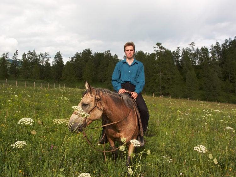 Horseback Riding at Saddleback Ranch